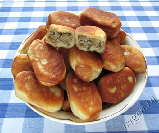 фото пирожки с мясом
