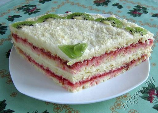 Торт Рижский