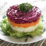 Салат Здоровье
