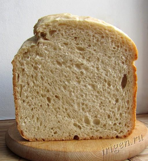Хлеб на пиве в хлебопечке