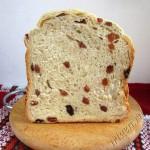 Сдобный хлеб на сметане