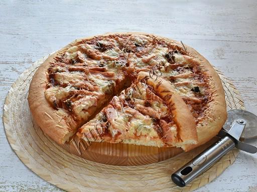 тесто для пиццы на воде