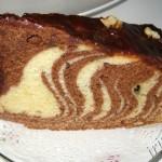 кекс Зебра, порция