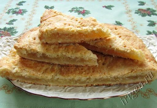 Пирог Лимонник
