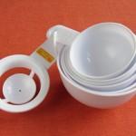фотография набора мерных чашек