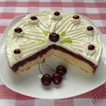 фотография торта вишневого