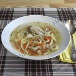 суп-лапша куриный