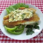 рыба под польским соусом фото