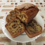 фото кекса с шоколадной крошкой