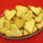 печенье сахарные сердечки фото