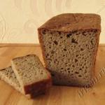 хлеб ржаной на кефире фото