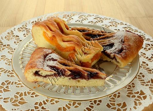 пироги из творожно-масляного теста