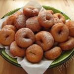 творожные баранки и пончики фото