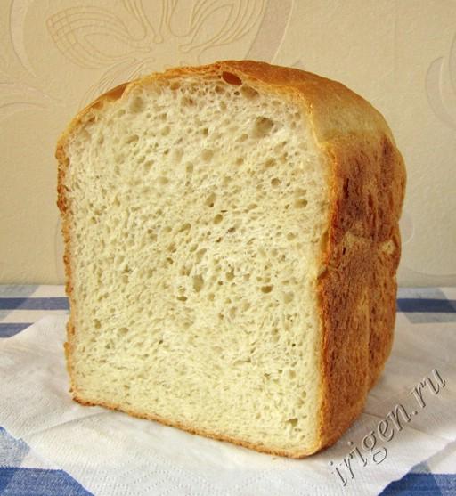 хлеб картофельный в хлебопечке фото