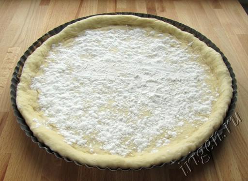 фото пирог с вишней 1