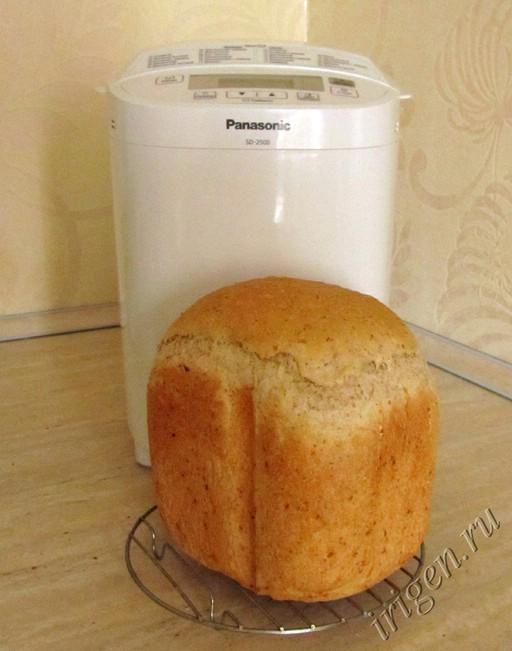 хлеб с добавкой гречки фото