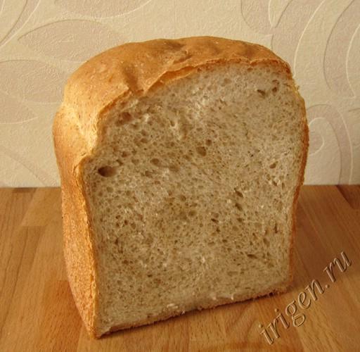 хлеб пшеничный с отрубями фото