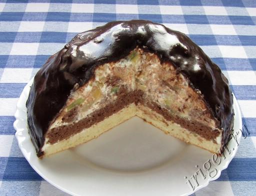 Рецепт торта панчо