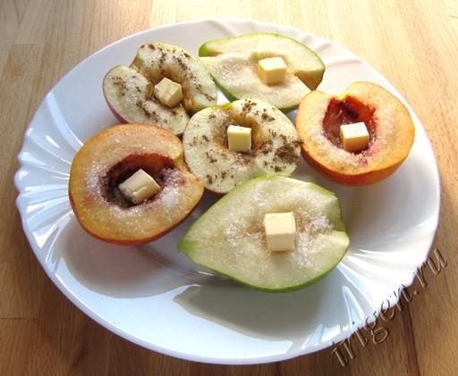 подготовленные фрукты фото