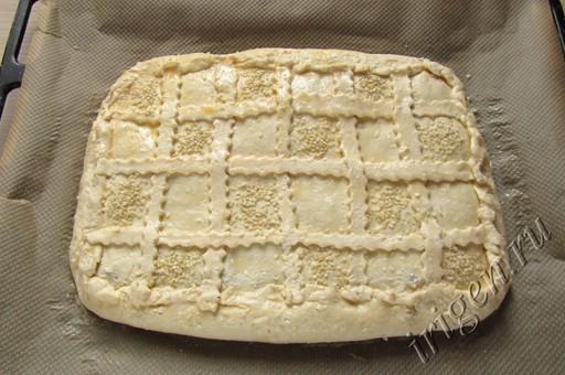 пирог перед выпечкой фото