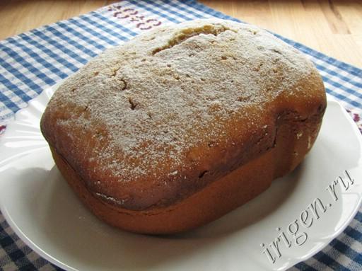 Рецепт кекса, отзывы