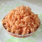 томатный рис в пароварке фото
