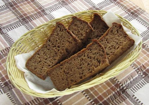 хлеб пшенично-ржаной с солодом фото
