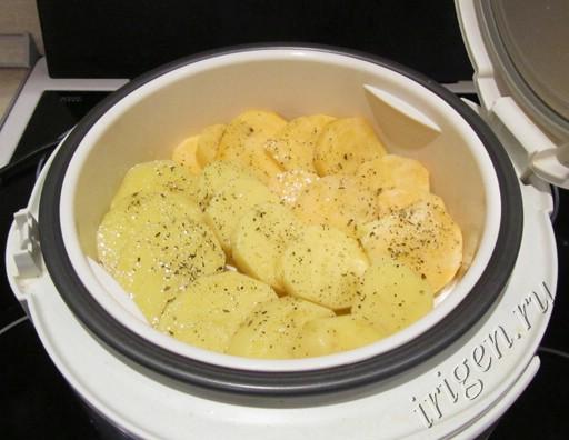 суп из репы в мультиварке рецепт