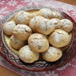 печенье с кусочками шоколада фото