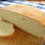 хлеб пшеничный в духовке фото
