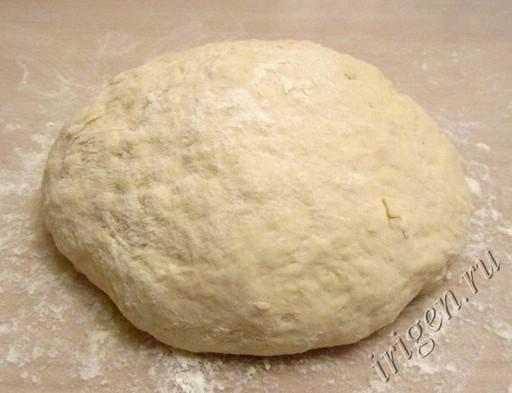 хлебное тесто фото