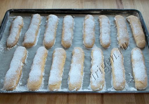 печенье после выпечки фото