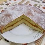 пирог пышный фото