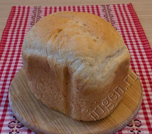 хлеб после выпечки фото