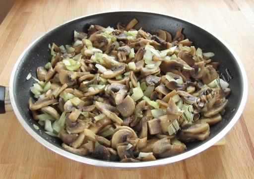 приготовление грибов фото