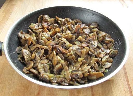 грибы обжаренные фото