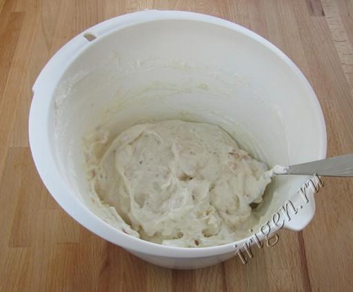 тесто для печенья фото