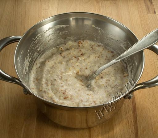 белково-ореховая смесь фото