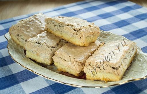 пирожное краковское фото