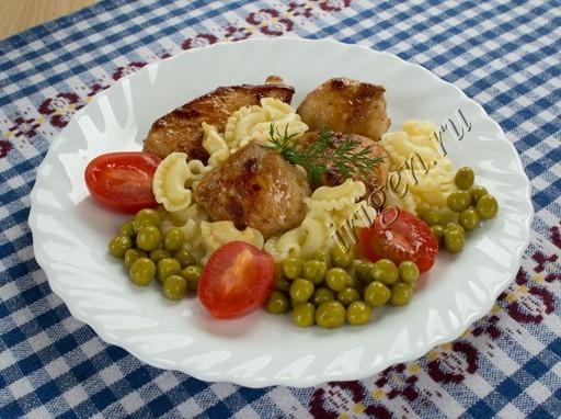 куриное филе в соевом маринаде фото