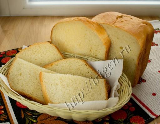 хлеб сырный в хлебопечке