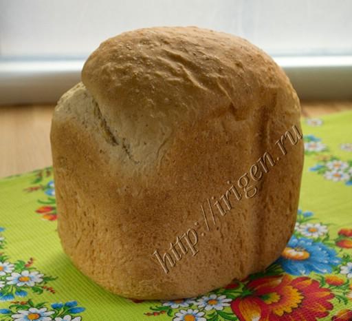 хлеб с гречкой и геркулесом фото