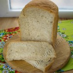 хлеб с гречкой и геркулесом в хлебопечке фото