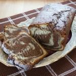 кекс шоколадно-банановый