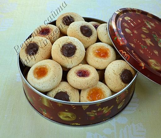 печенье капелька