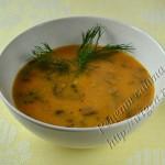 суп гороховый с тыквой и грибами в мультиварке