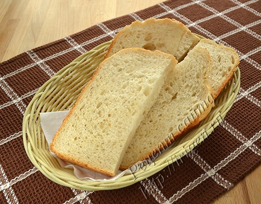 хлеб на пиве и кефире в хлебопечке