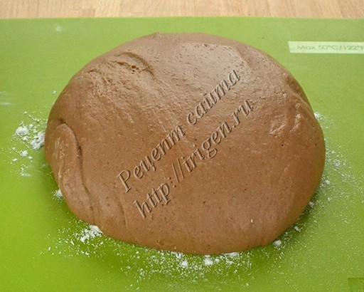 пряничное тесто