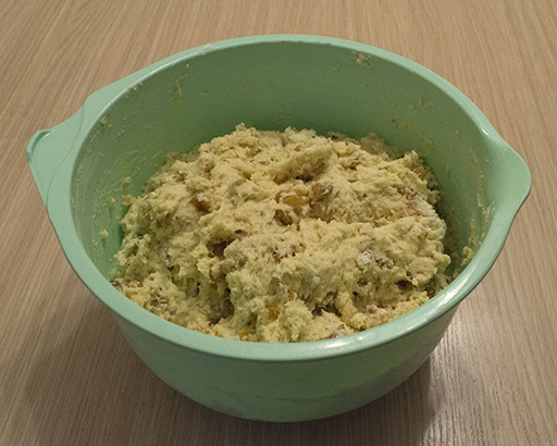 мягкое тесто для штоллена