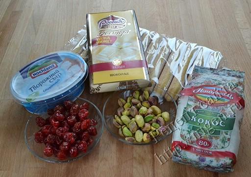 продукты для новогодних елочек